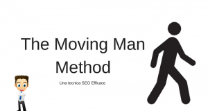 The Moving Man Method - Tecnica SEO