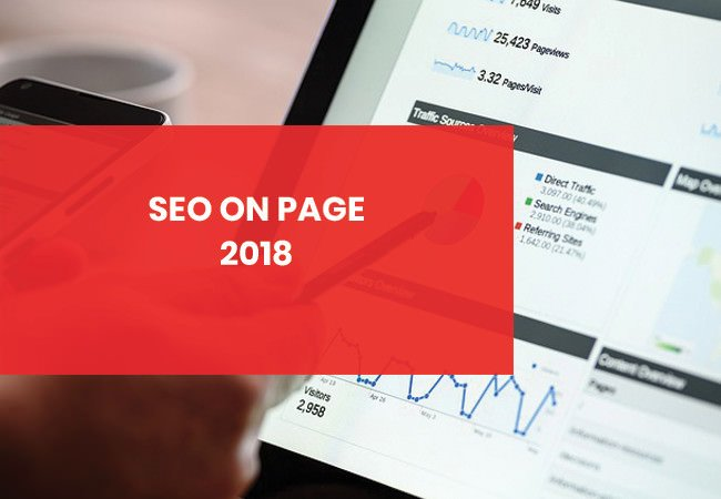 SEO ON PAGE 2018: Come Ottimizzare una pagina per Google